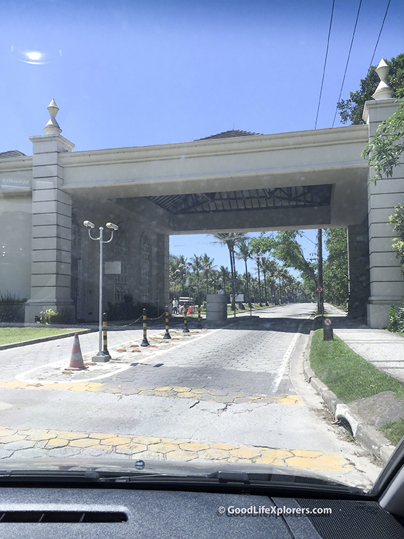 Entrance to Riviera