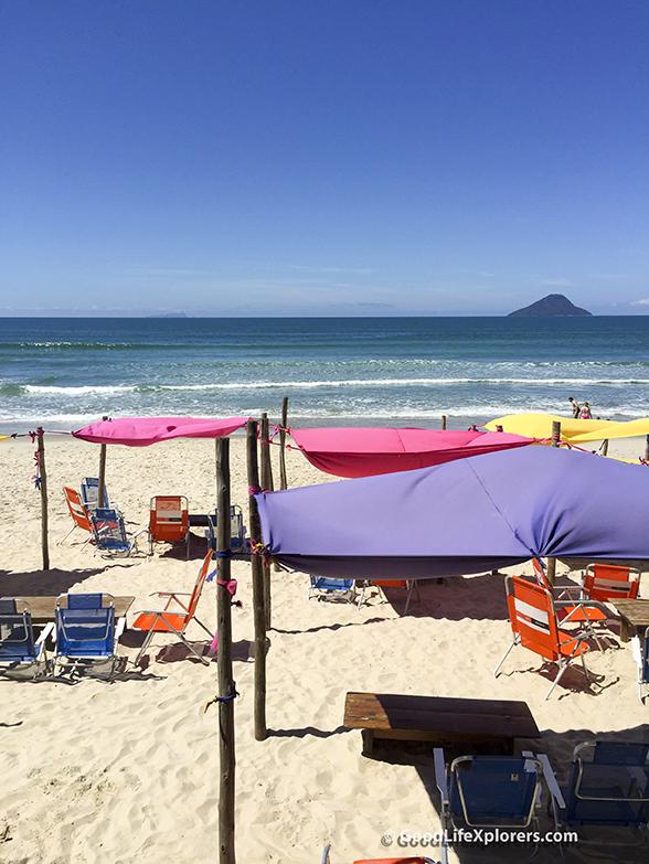 Chapeu do Sol Beach Bar and Restaurant Chairs