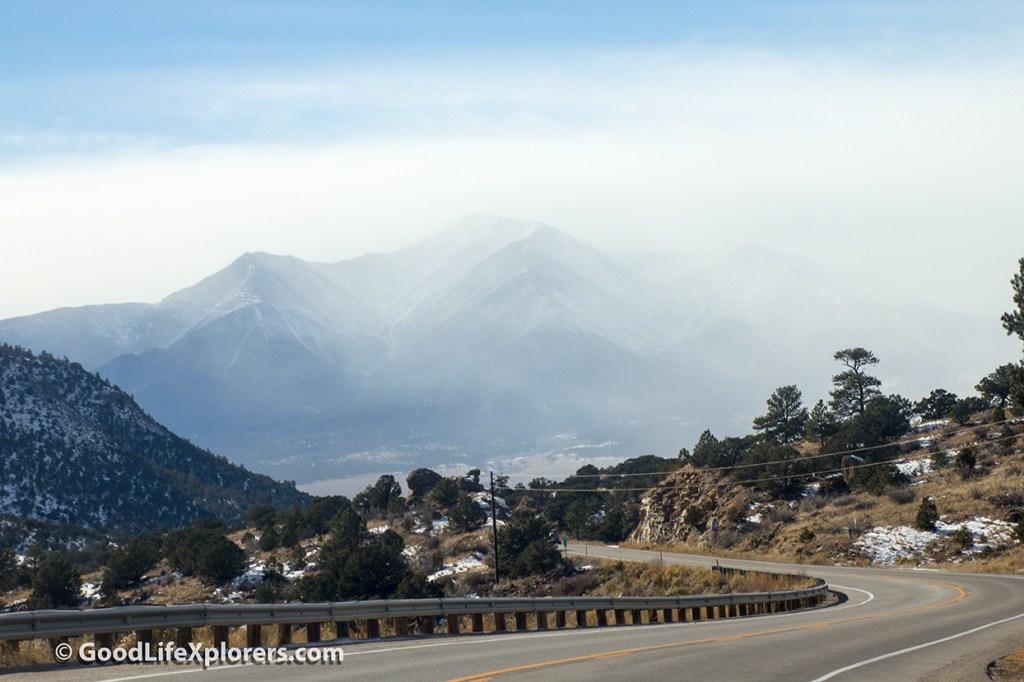 Highway US 285