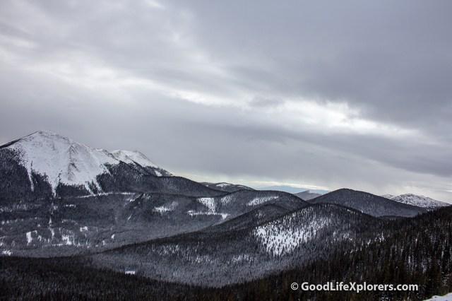 Pike's Peak Mountain