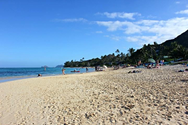 Oahu, beach, ocean, hawaii, travel,  travelblog, Kailua Lanikai Beach