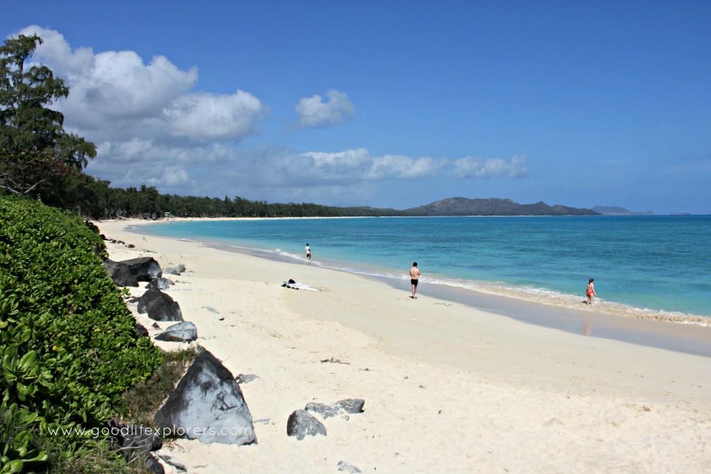 beach, honolulu, hawaii, vacation, oahu, ocean