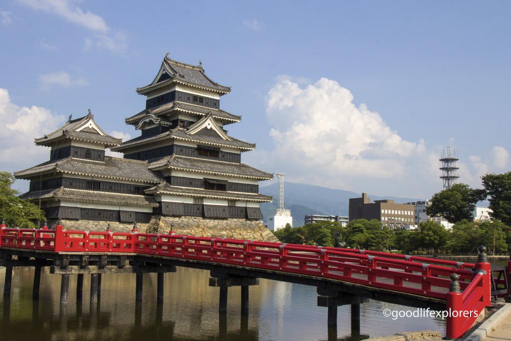 Matsumoto Castle Bridge