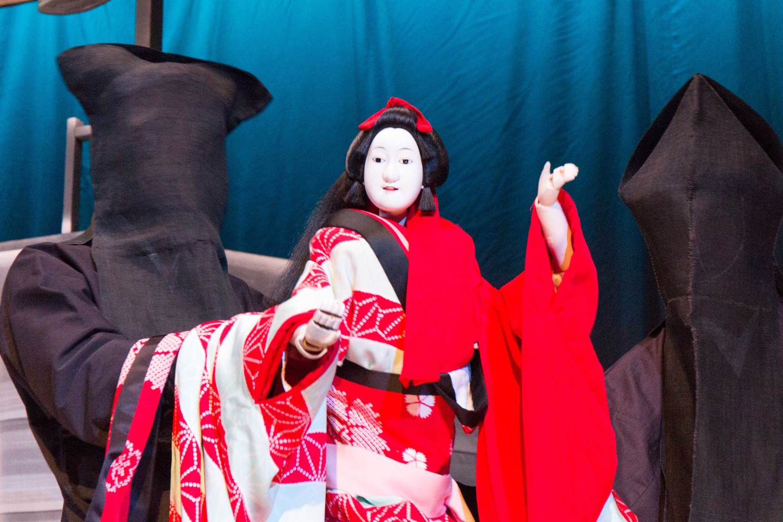 Gion Corner Cultural Show in Kyoto