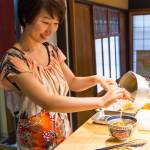cooking class, WA Experience Kafu,kyoto, travelblog, japan, travel, cooking, food, foodie, japanese, culture, travel tips