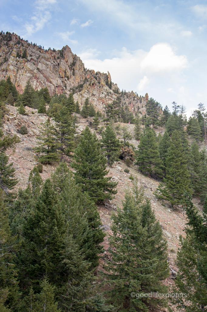 Eldorado Canyon State Park, hiking, 52hikechallenge, colorado, visit colorado, boulder, hikes, trail, mountains, nature, outdoors
