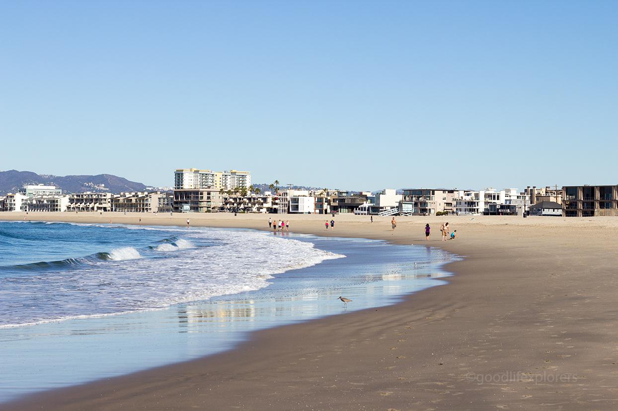 The Best Beaches in Southern California - Marina del Rey Beach