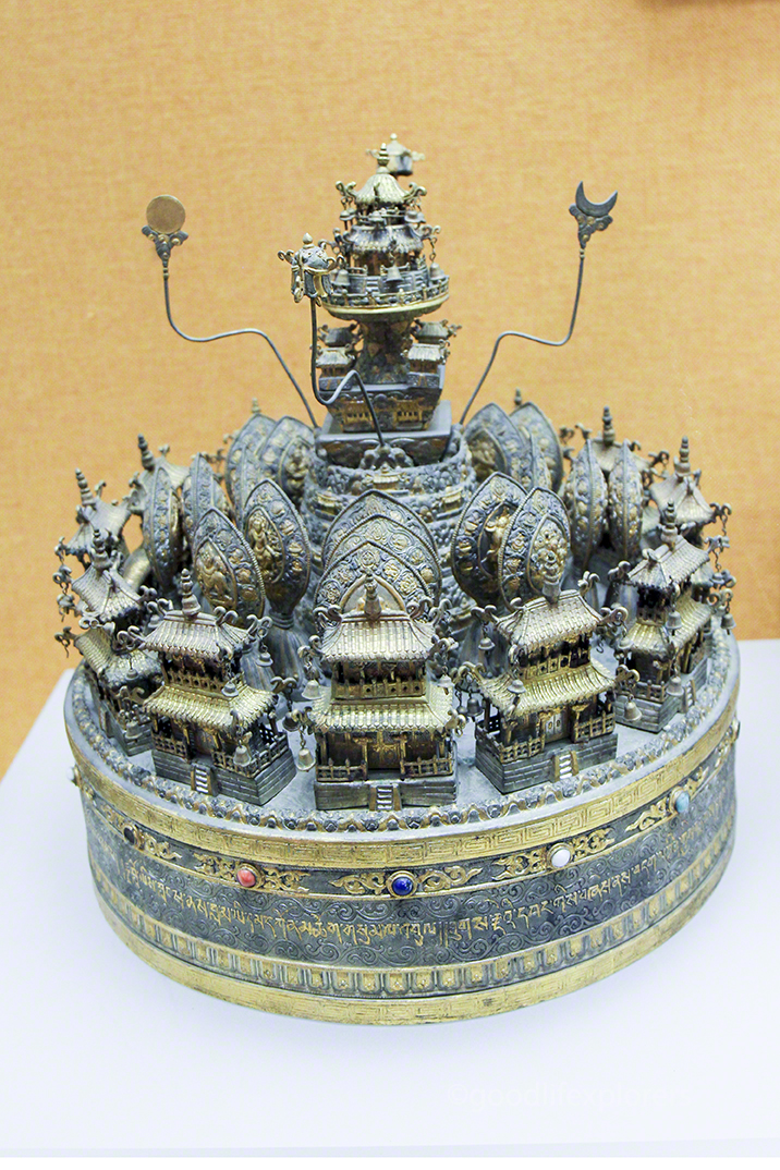 Work of art made of metal - incredible detail