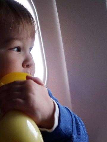 5 Hacks to Travel with Kids