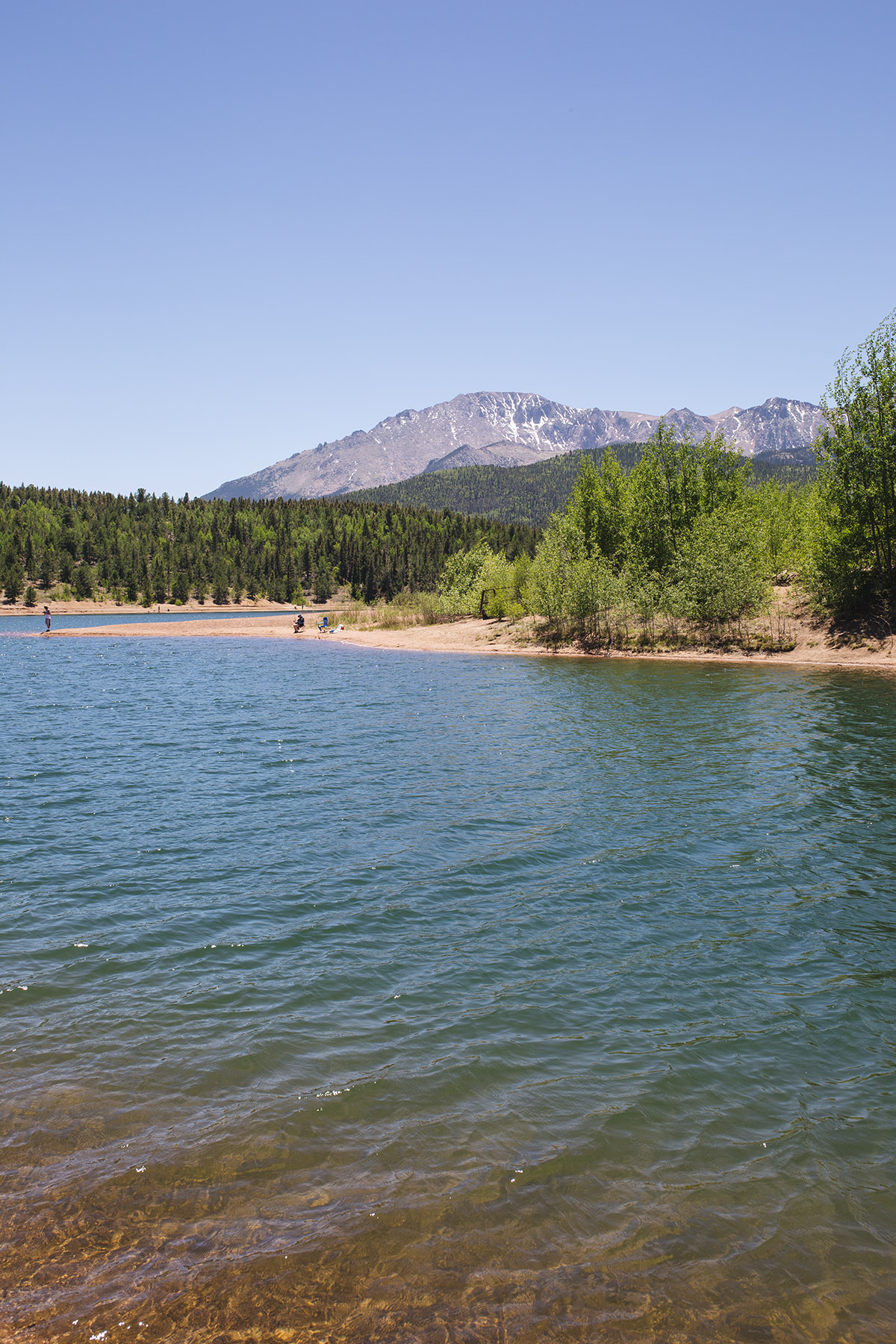 Pikes Peak Reservoir