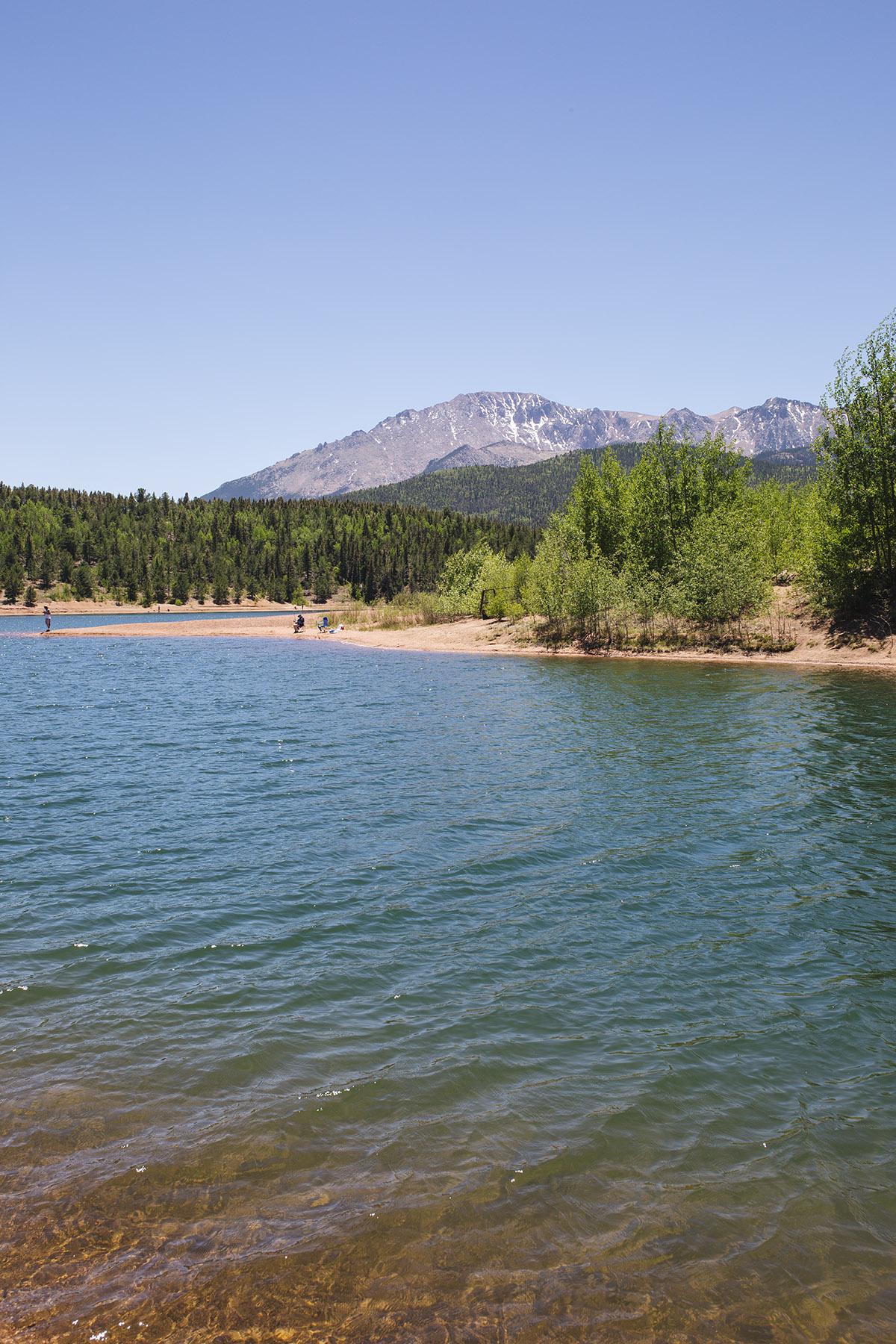 Pikes Peak Reservoir