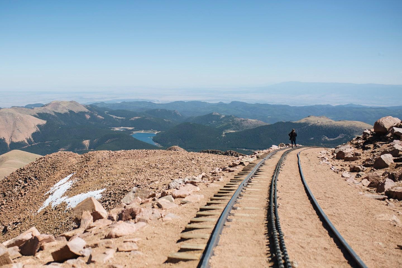 Cog Railroad Colorado Springs