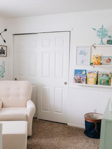 modern baby boy nursery tour, baby, home decor, wall decor, diy, furniture, interior decoration, home decor, house decoration, room decor, newborn baby, design interior, interior design, modern, minimalist, babyletto, ana white, hobby lobby,