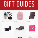 gift guides, favorite things, gift ideas, holidays, christmas, for men, for women, for photographers, for travelers, for children, for kids, for toddlers, for expecting parents, presents, amazon, vloggers,