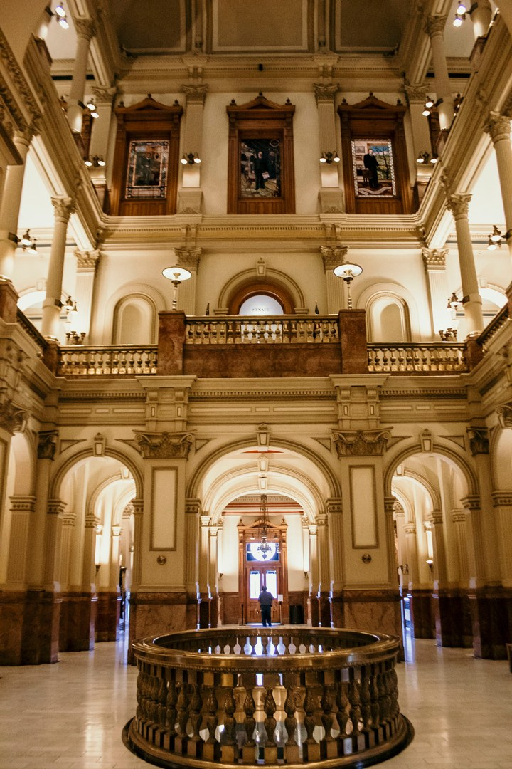 Colorado State Capitol in Denver Colorado 5 Places to Visit in Downtown Denver