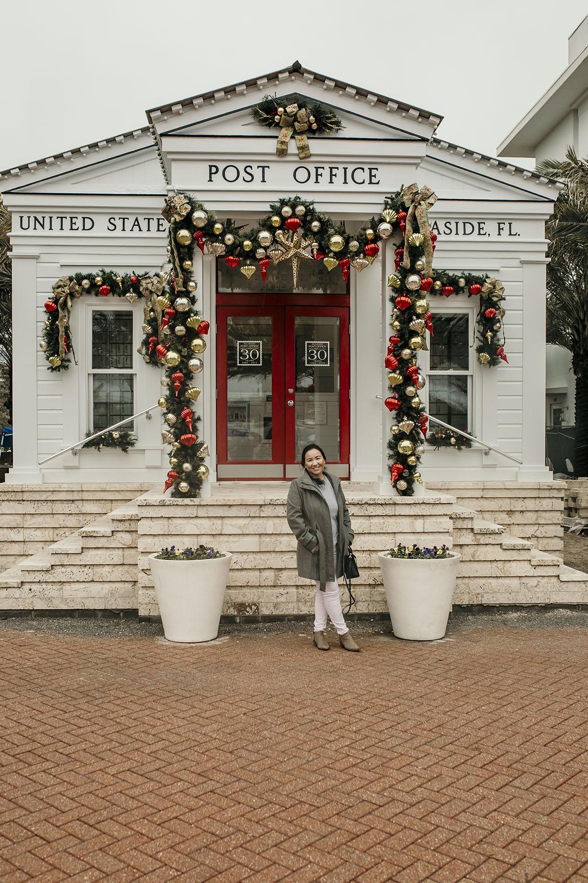 Post Office in Seaside Florida