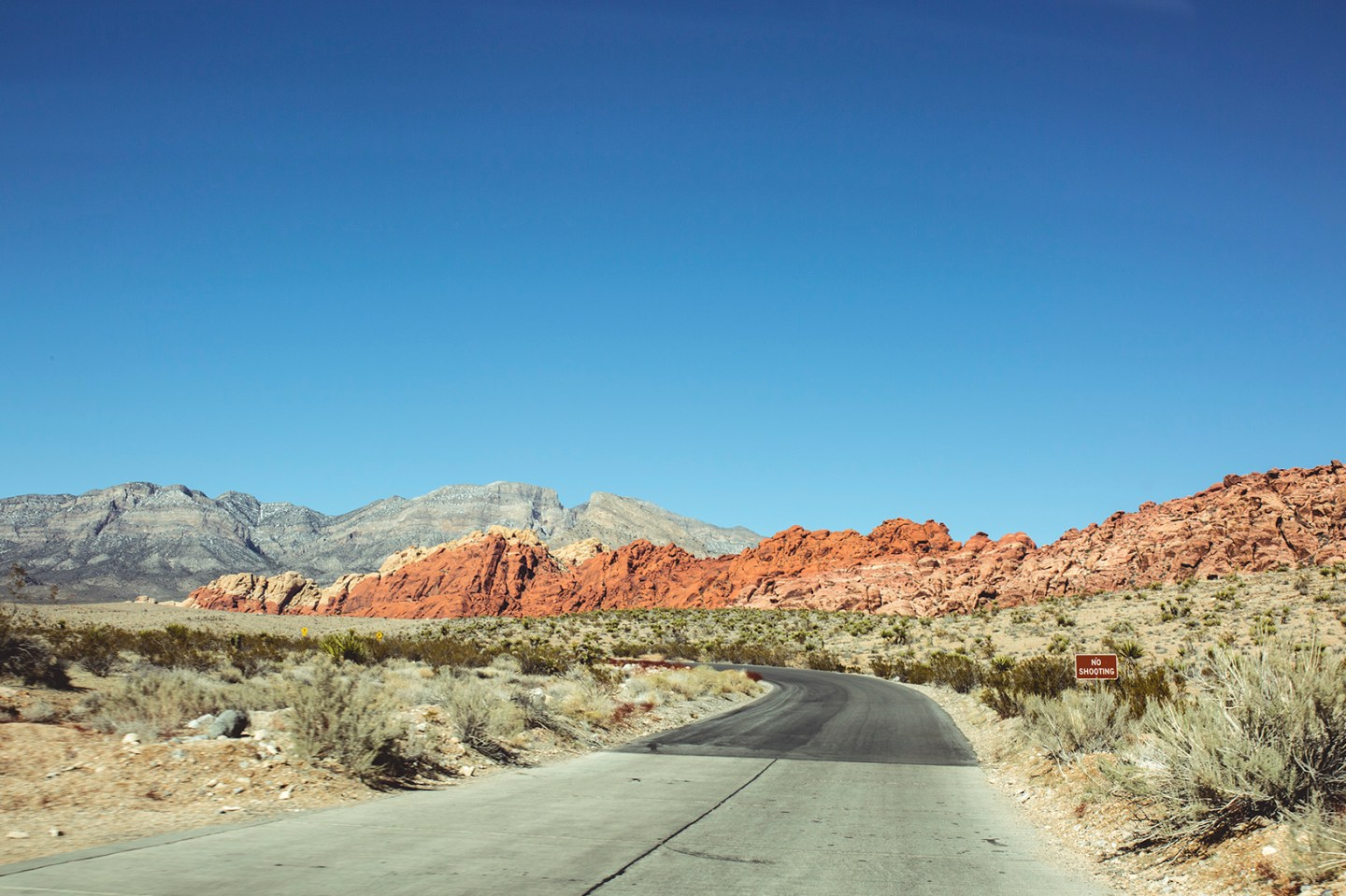 Geology of Red Rock Canyon in Nevada