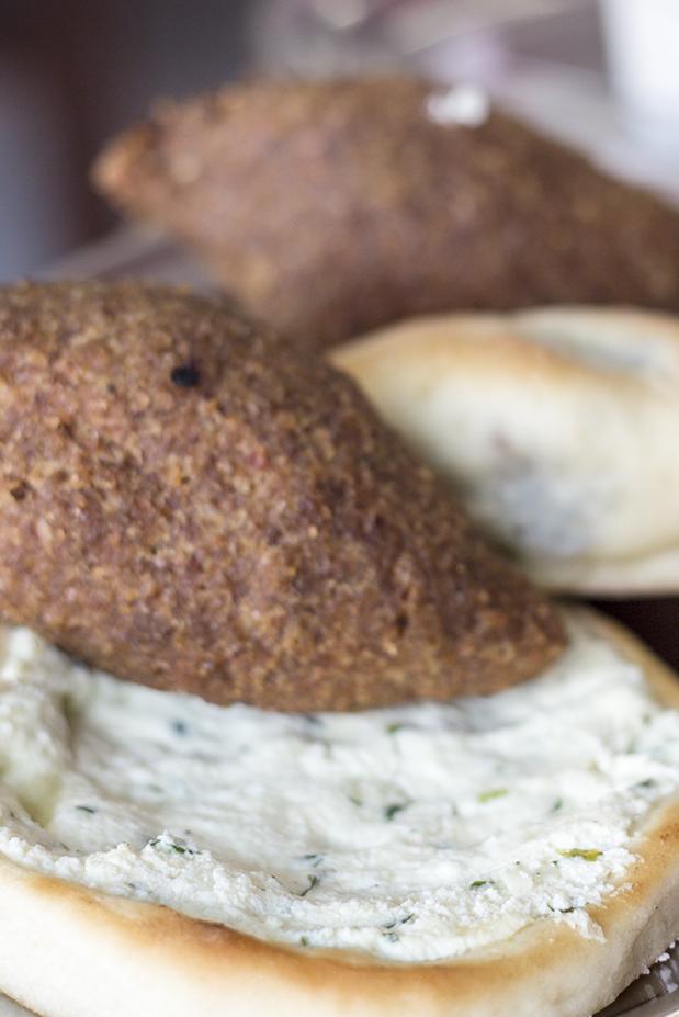 Kibe Frito or Kibeh