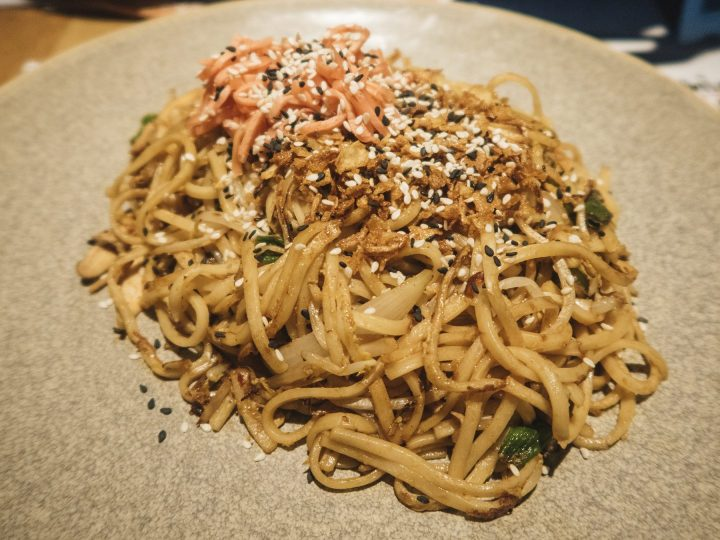 Wagamama Noodles