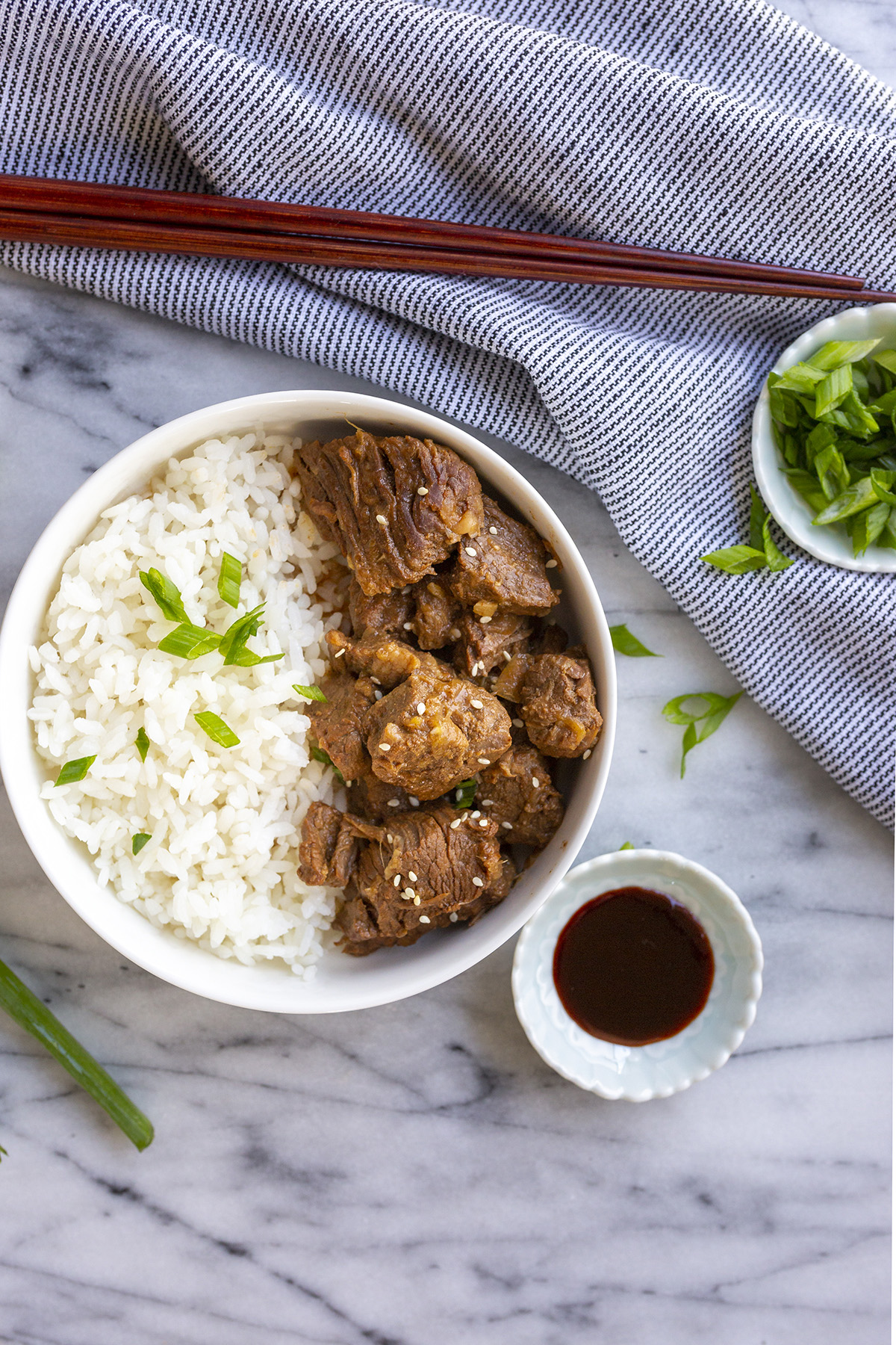 Instant pot Korean Beef recipe