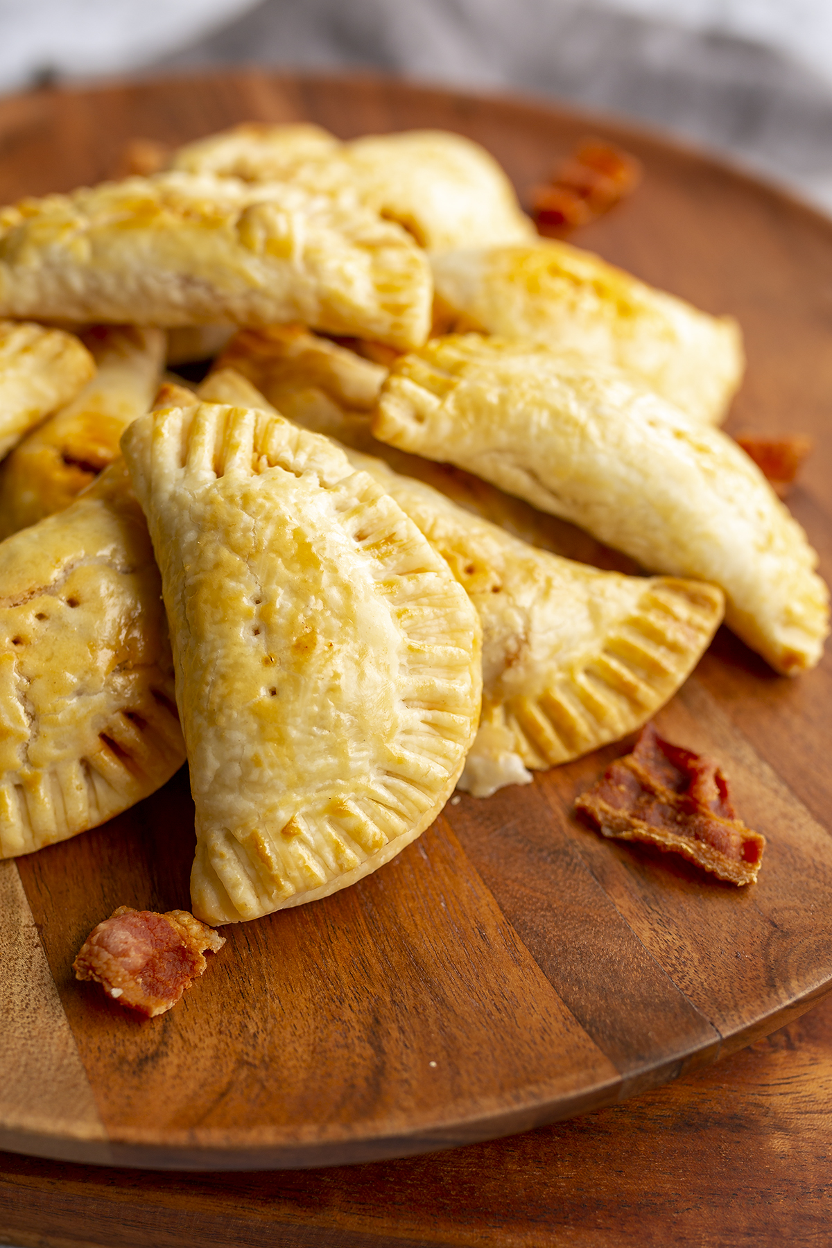 The best sausage hand pies ever.