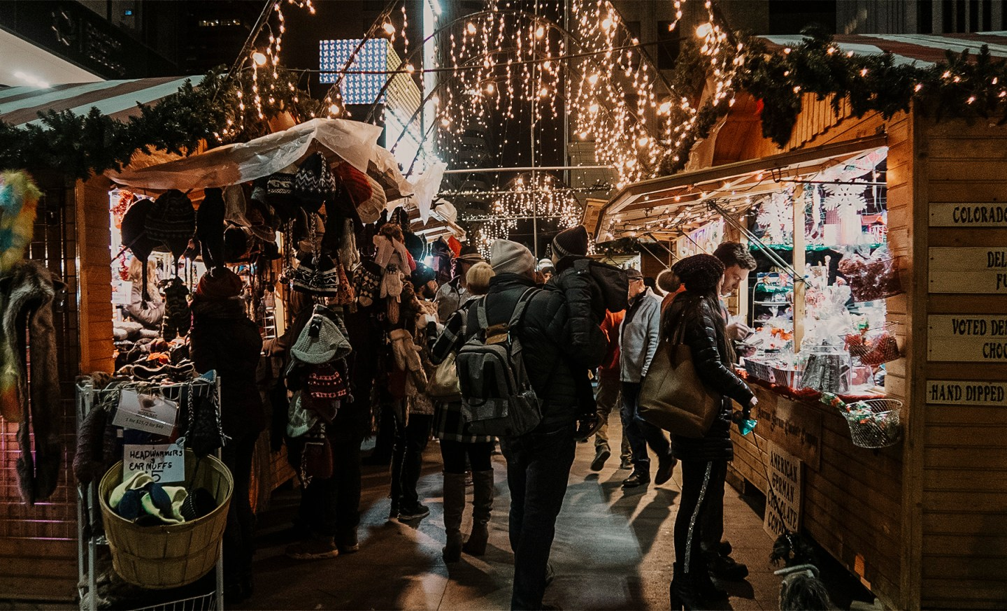 Christmas Markets in Denver
