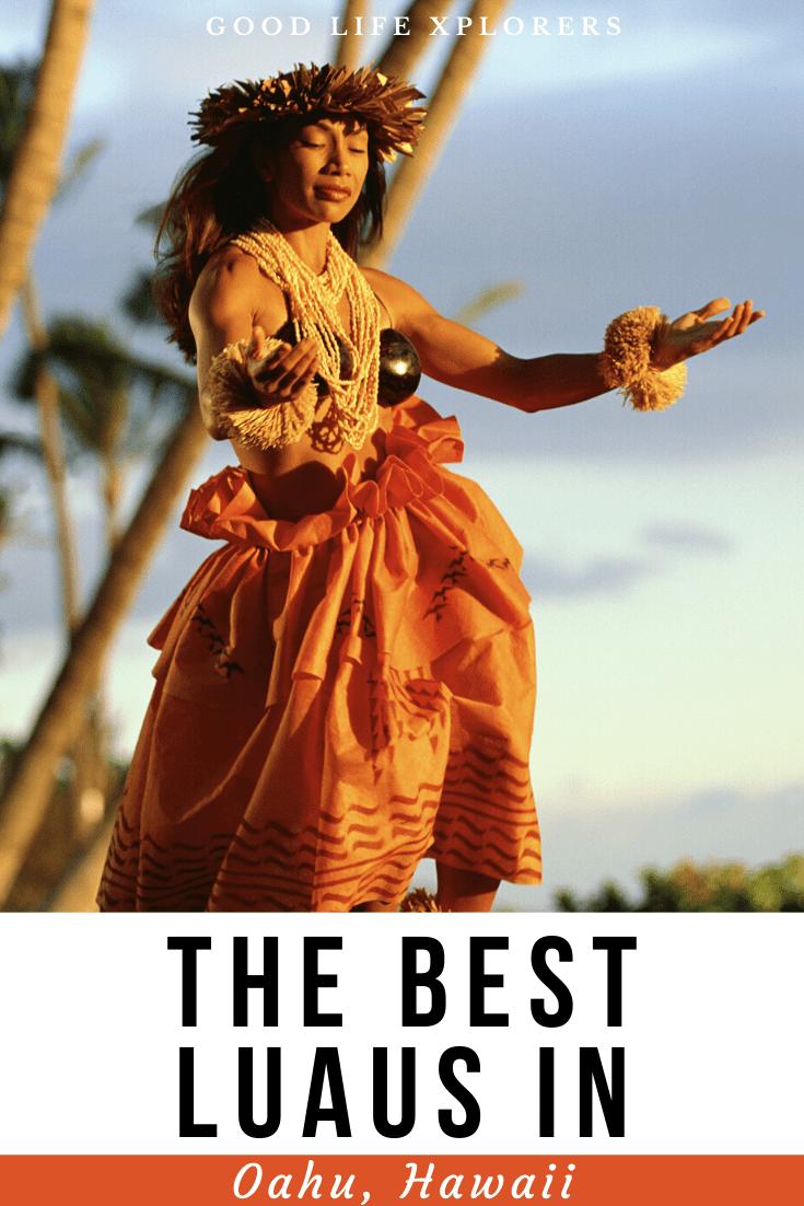 The Best Luaus in Oahu Hawaii