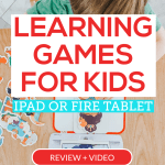 Osmo Learning Games for Kids for iPad and Fire Tablets