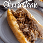 Philly Cheesesteak Recipe