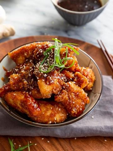 Korean Fried Chicken Recipe
