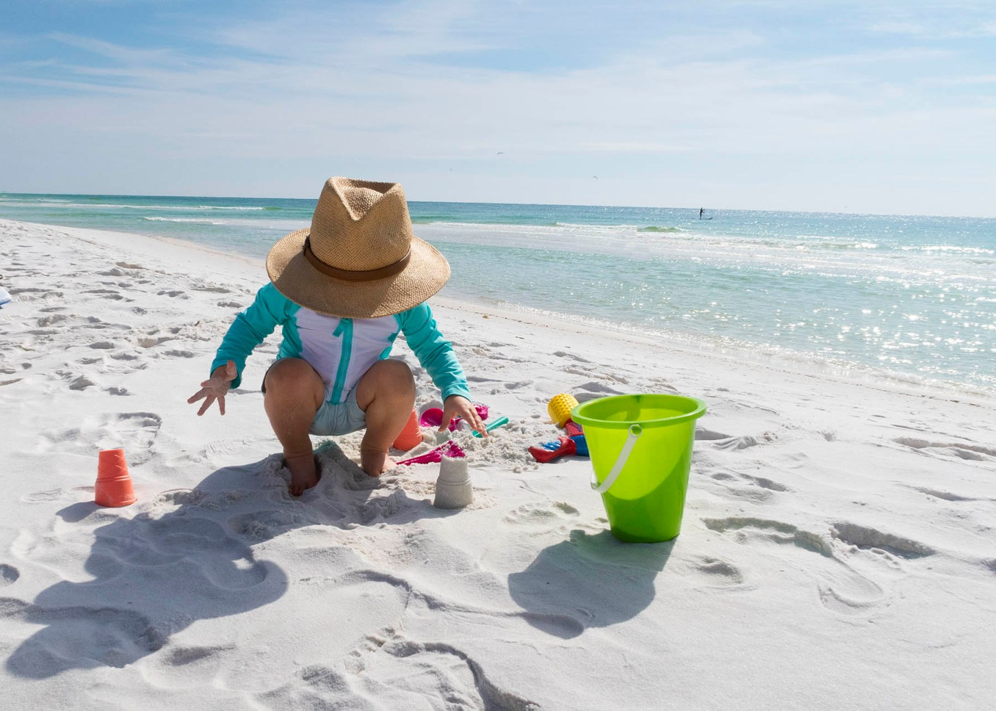 The Ultimate Beach Packing List for Toddlers