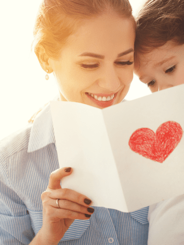 Mother's Day Coloring Sheets Free