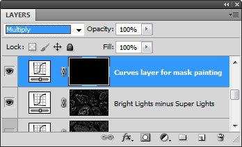 multiply layers stack