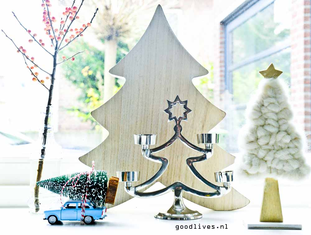 Overview of Christmas DIY projects on Goodlives.nl