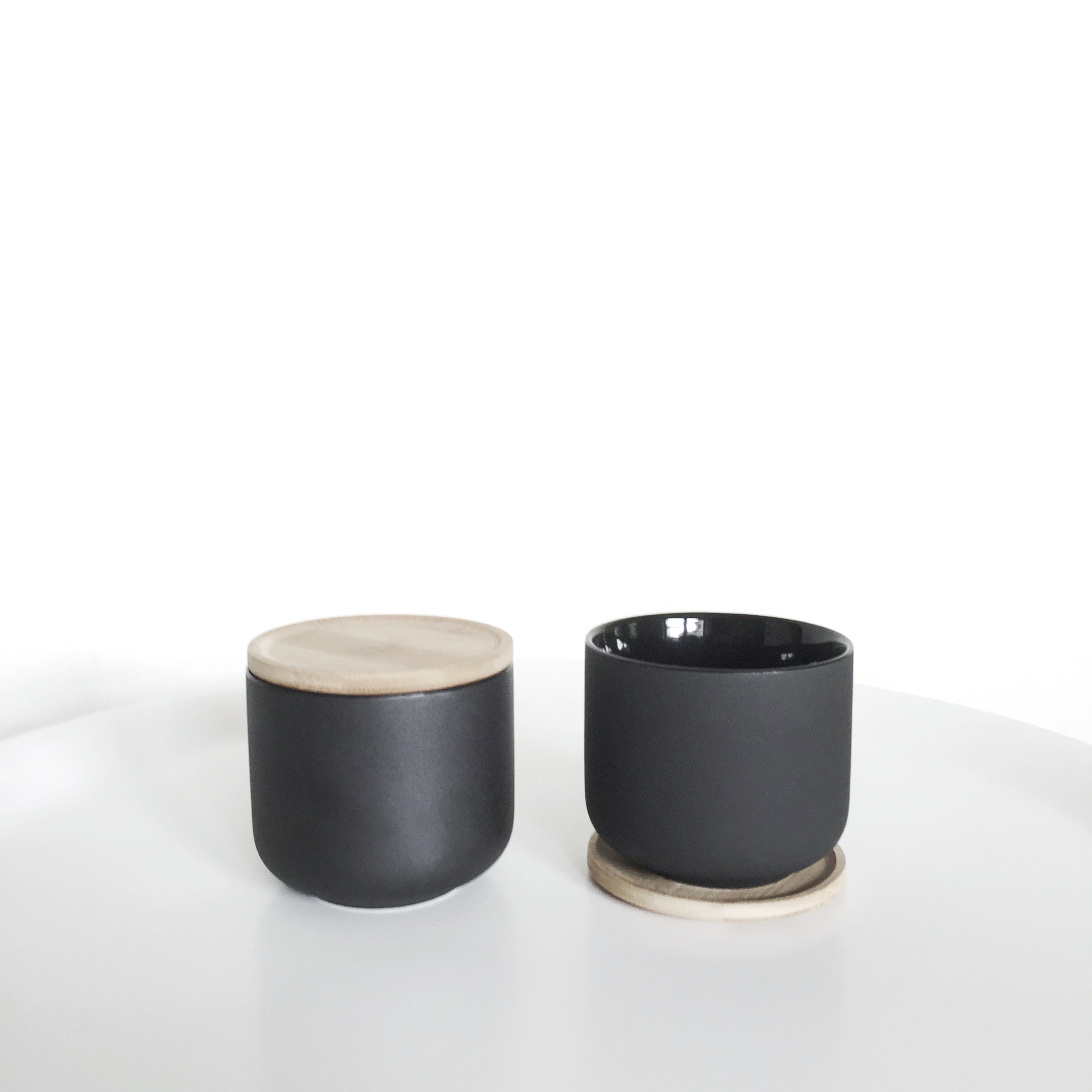 Two mugs from Stelton, Goodlives.nl