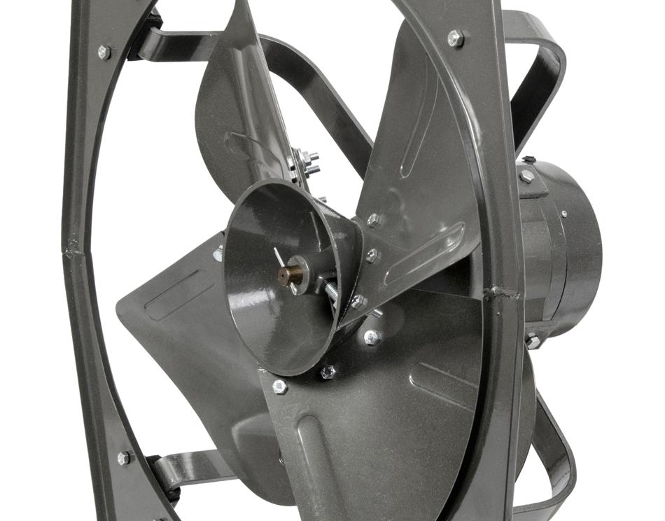 usha 24 inch 600 mm turbo heavy duty hdef exhaust extractor fan 3 phase