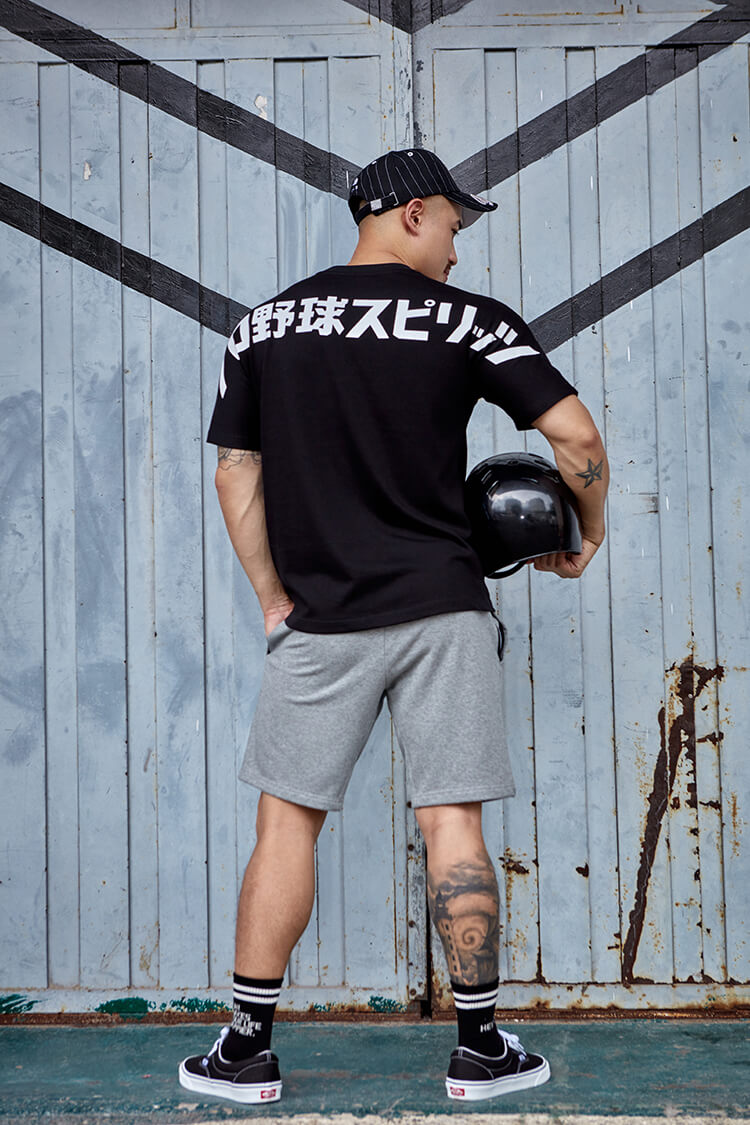 HANSBENNY Japan Baseball Tshirt
