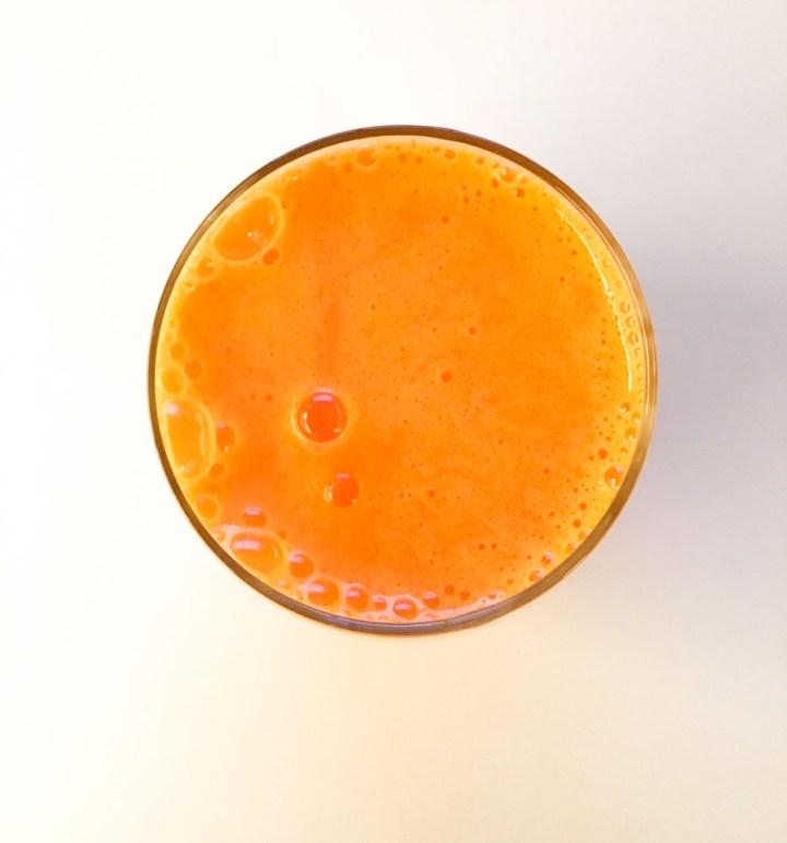 appelsin og gulrot juice-2