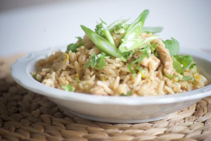 stekt ris thai style
