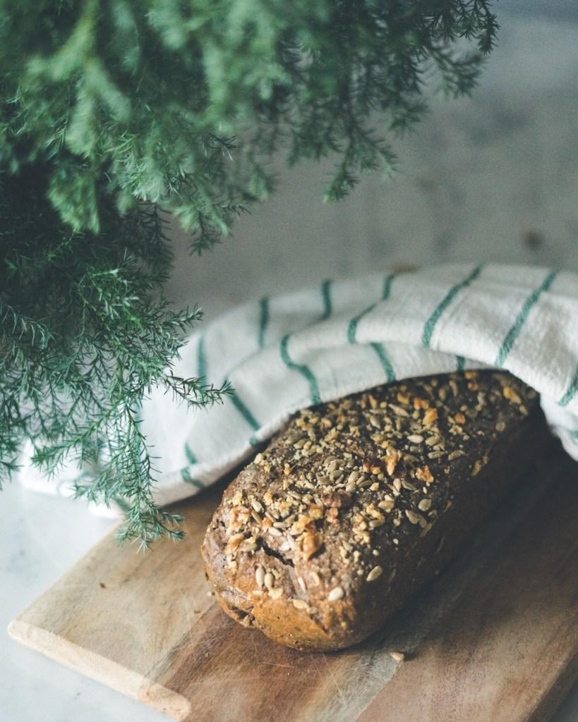 eltefritt rugbrød med valnøtt