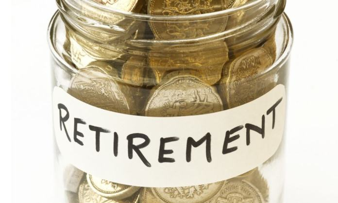 Retirement income for parents