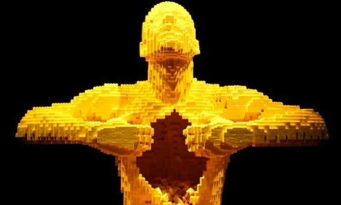 L'exposition l'Art du Lego® Nathan Sawaya 2015