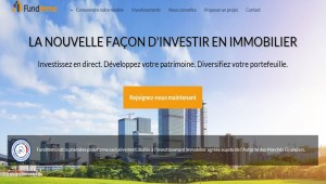 Page d'accueil Fundimmo