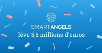 [LEVÉE DE FONDS] SmartAngels annonce une levée de fonds de 3,5 millions d'euros