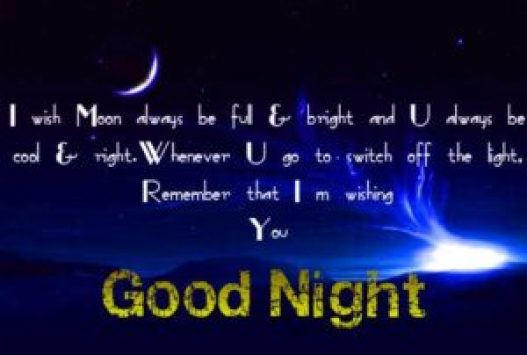 Good Night Quotes for whats - scoailly keeda