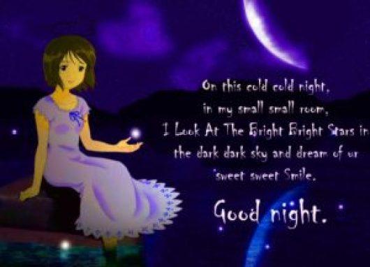 Good Nightss - scoailly keeda