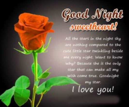 good night love 1 - scoailly keeda