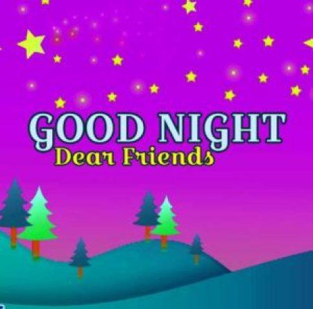 good night wishess - scoailly keeda