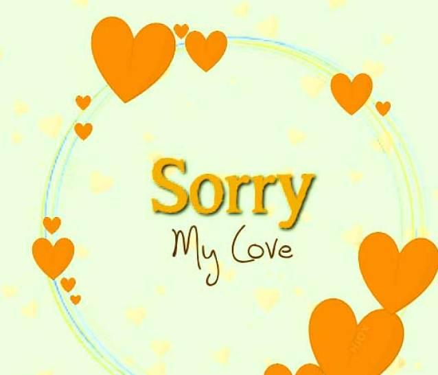 Best Sorry Whatsapp Dp Pics Images
