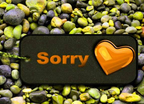 Sorry Whatsapp Dp Images Free